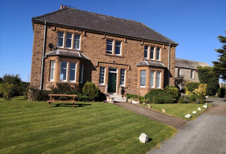 Hay Farm House at Heatherslaw
