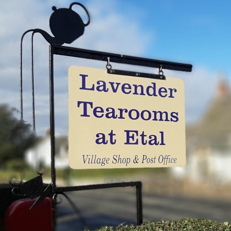 Lavender Tearooms at Etal