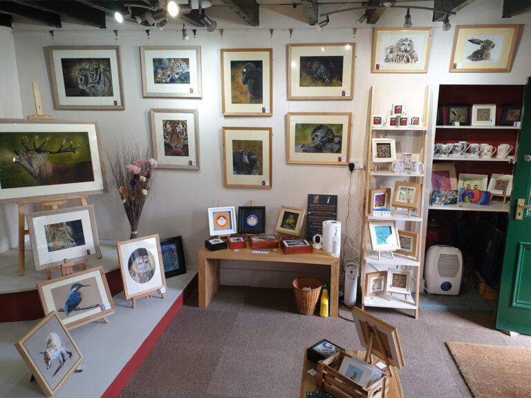Madcap Gallery at Etal