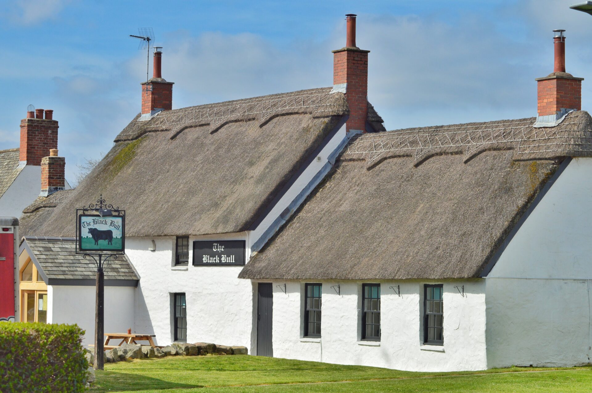 The Black Bull at Etal