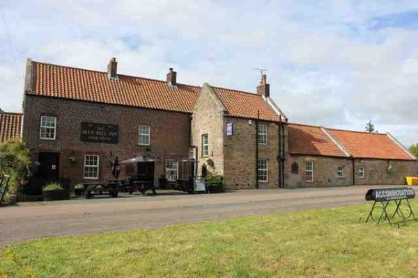 The Blue Bell Inn Crookham
