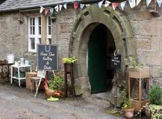 Horseshoe Forge Antiques and John Marrin Rare Books at Ford