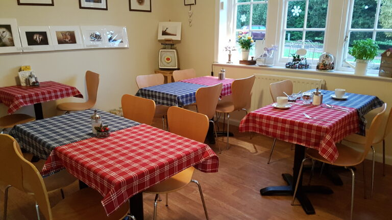 The Tearoom in Ford