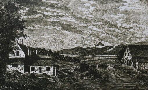 Heatherslaw Mill rebuilt